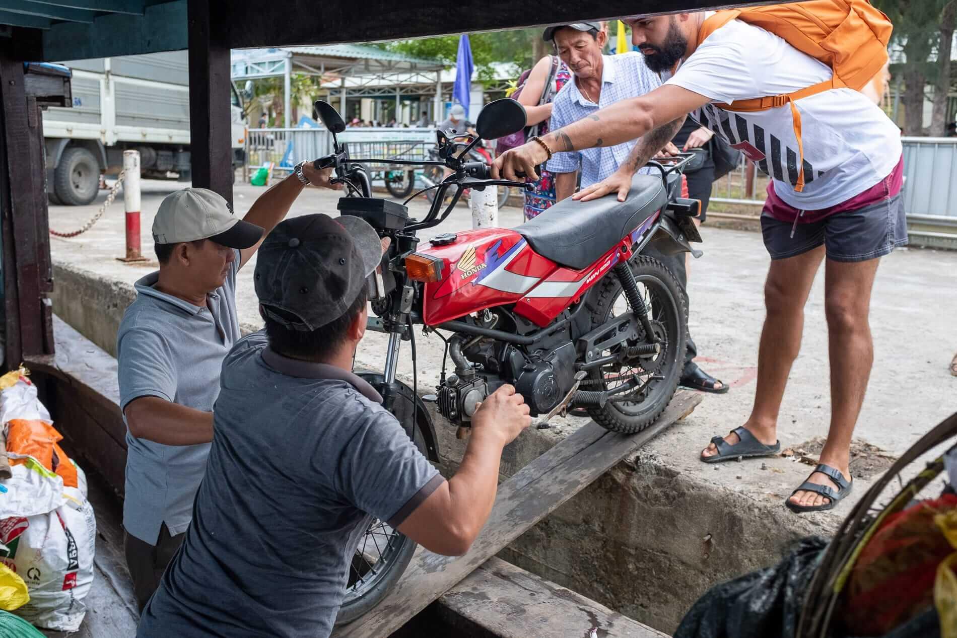 Comment se déplacer aux îles Cham – Cu Lao Cham