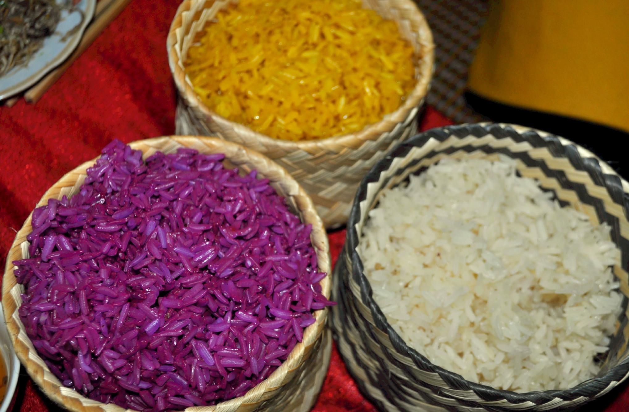 Cuisine des groupes ethniques