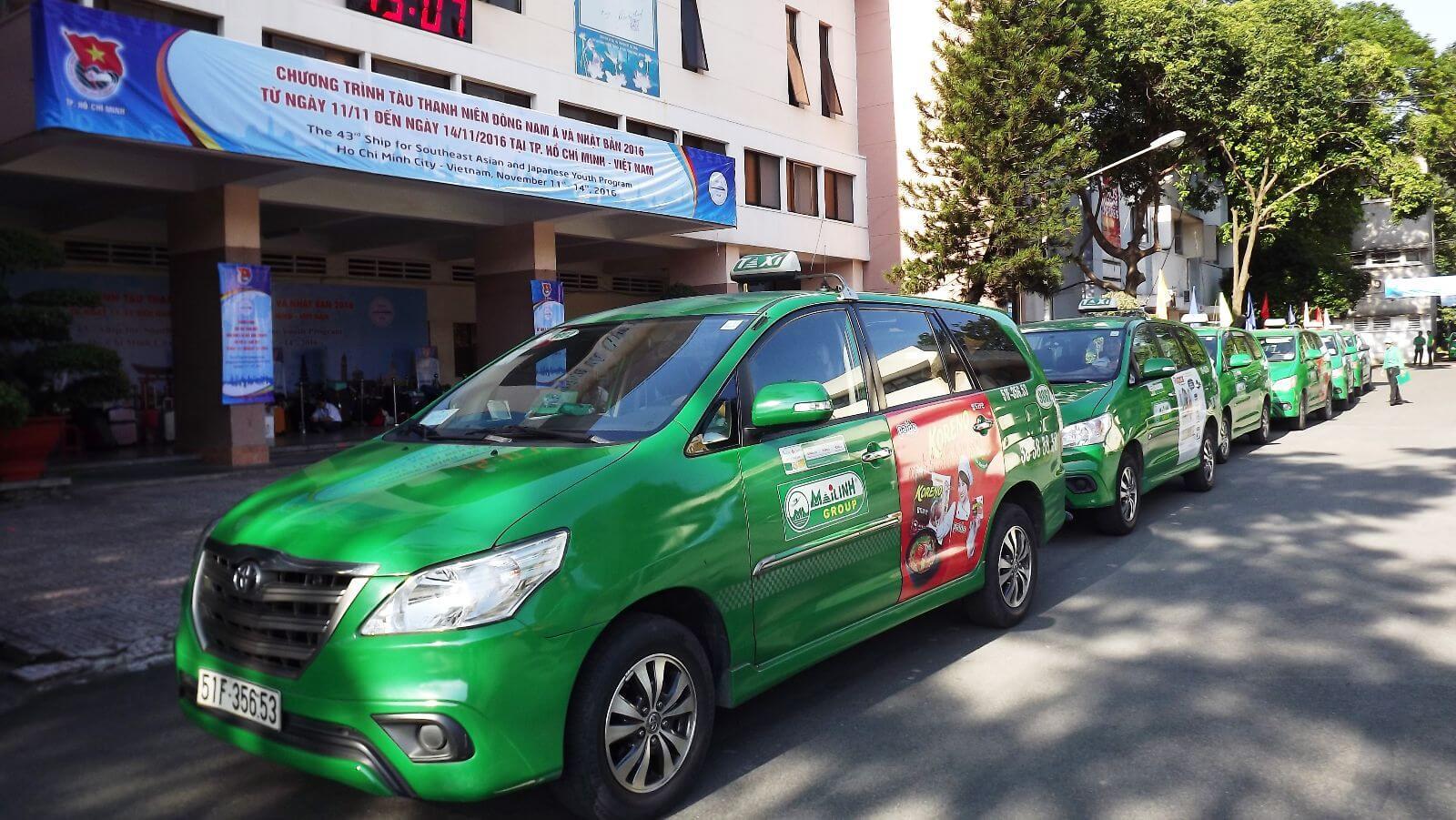 Dangers dans le transport et taxis au Vietnam