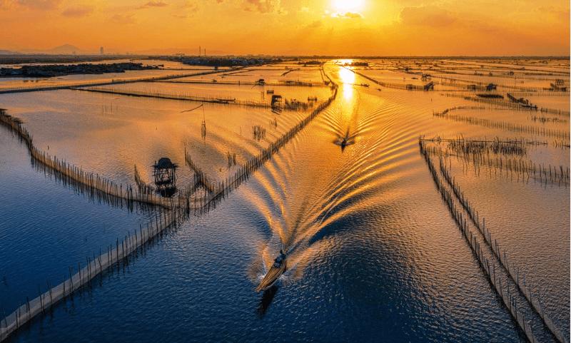 Faire le voyage écologique à Hue Vietnam