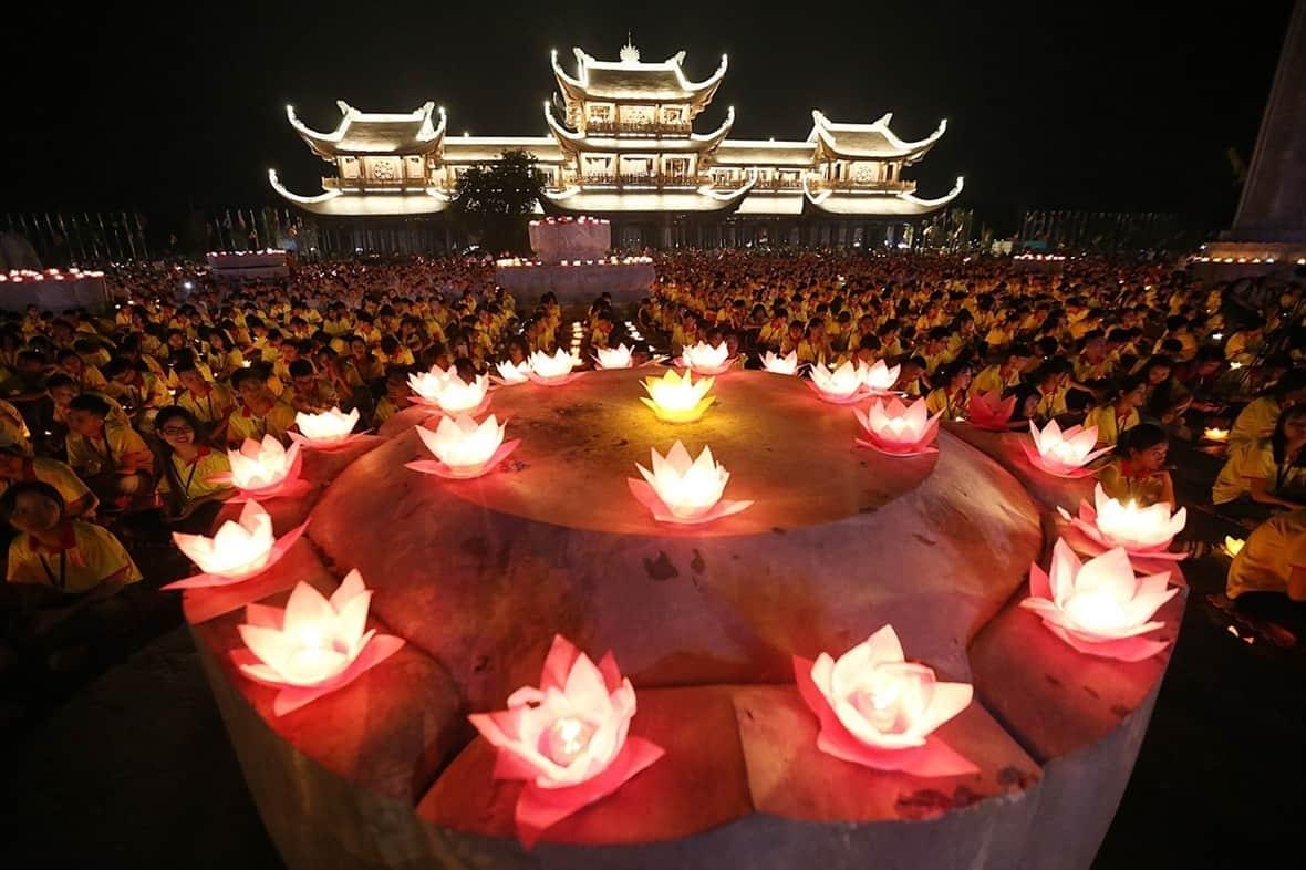 Fête de l'Anniversaire de Budda