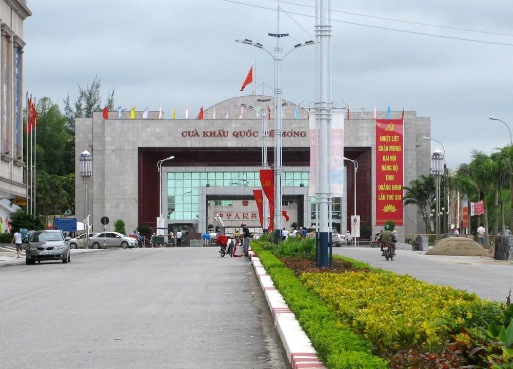 Frontières entre le Vietnam et la Chine