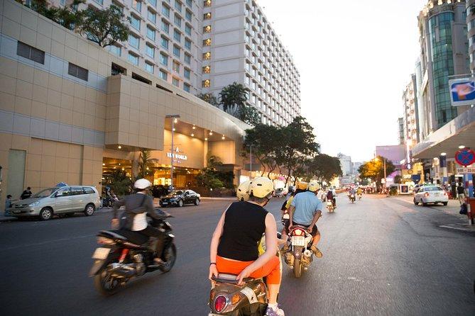 Ho Chi Minh à Sa Dec en moto