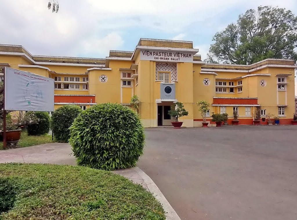 Institut Pasteur de Dalat Vietnam