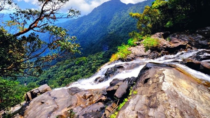 La cascade de Do Quyen