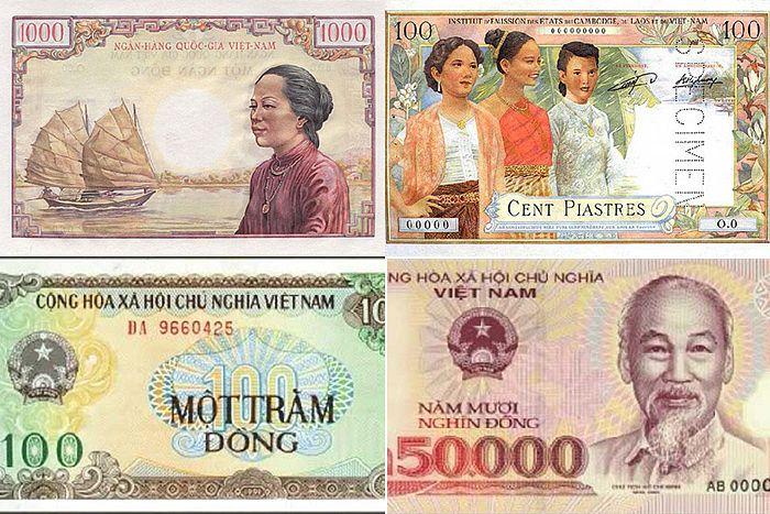 La monnaie vietnamienne à travers l'histoire