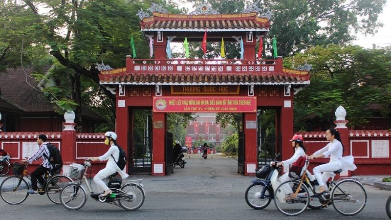 Le temple de la Littérature de Hue