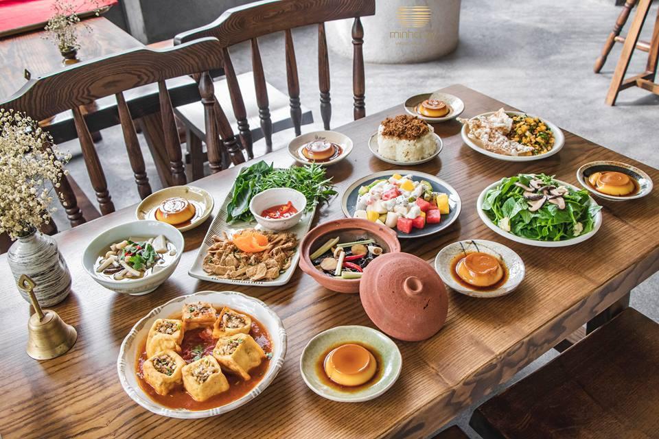 Les meilleurs restaurants de cuisine végétarienne à Hanoi
