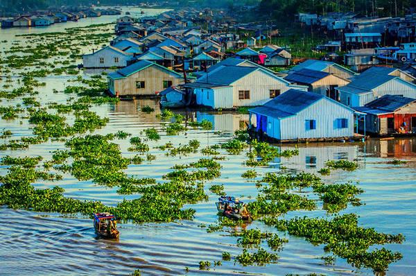Météo de Chau Doc Vietnam