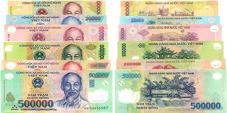 Monnaie et argent du Vietnam