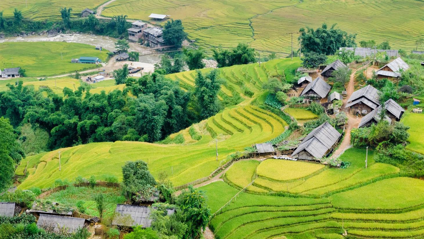 Où voyager au Vietnam baie d'halong sapa