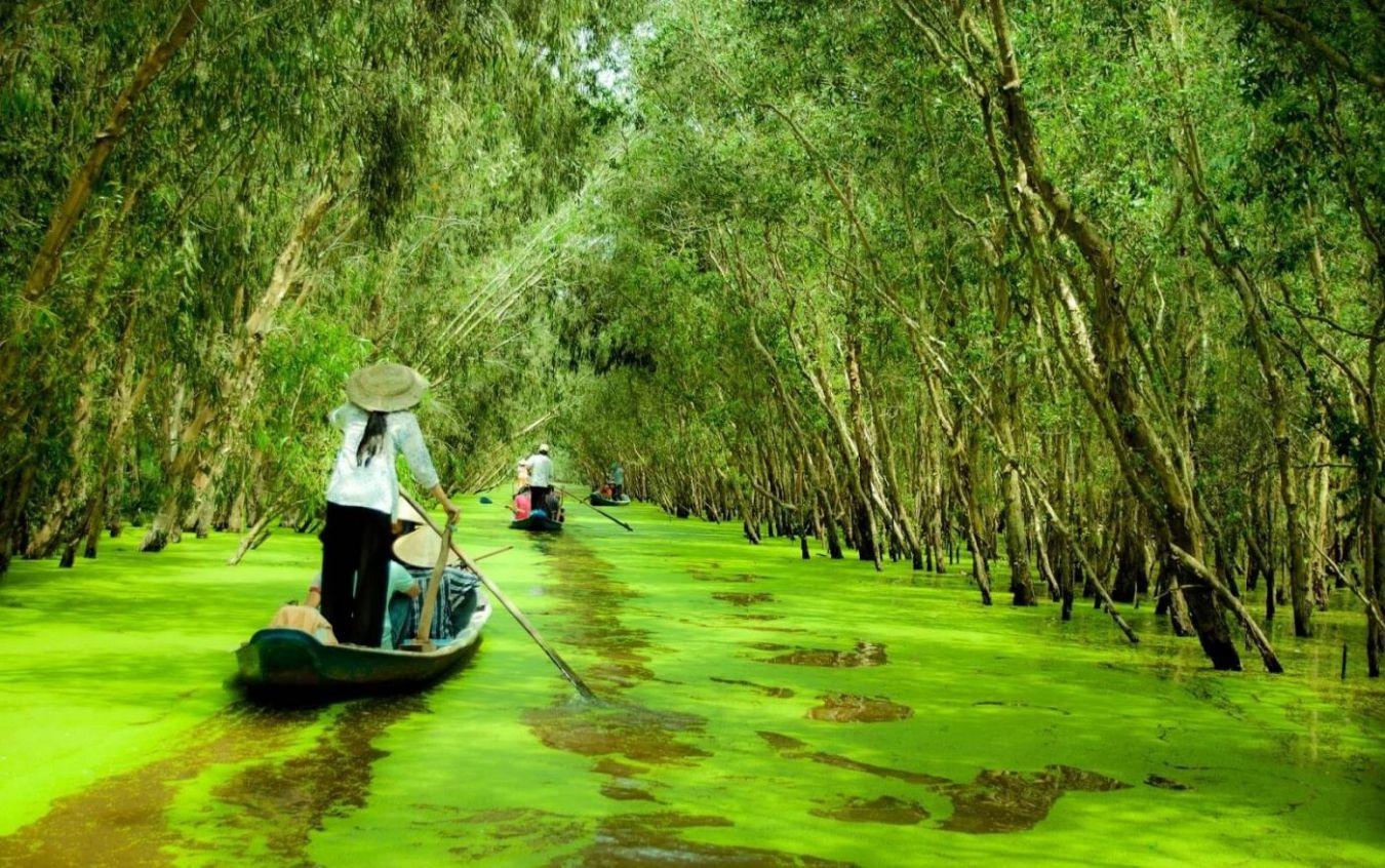 Où voyager au Vietnam delta du mekong