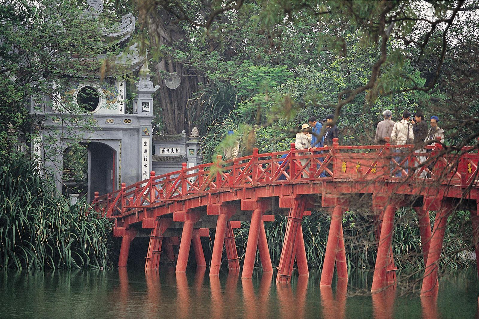Où voyager au Vietnam hanoi