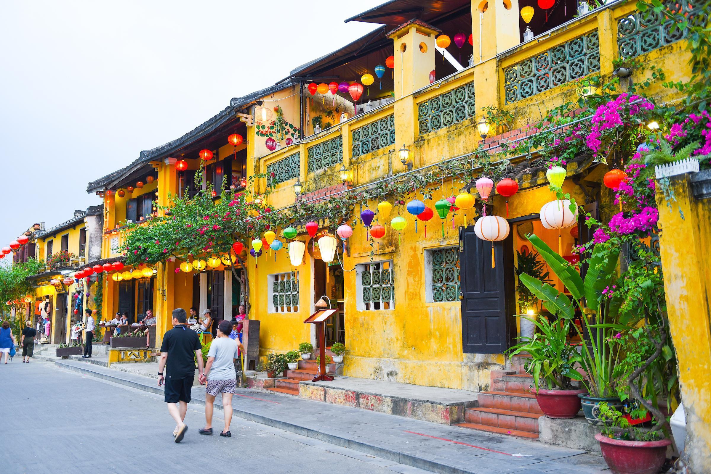 Où voyager au Vietnam hoi an