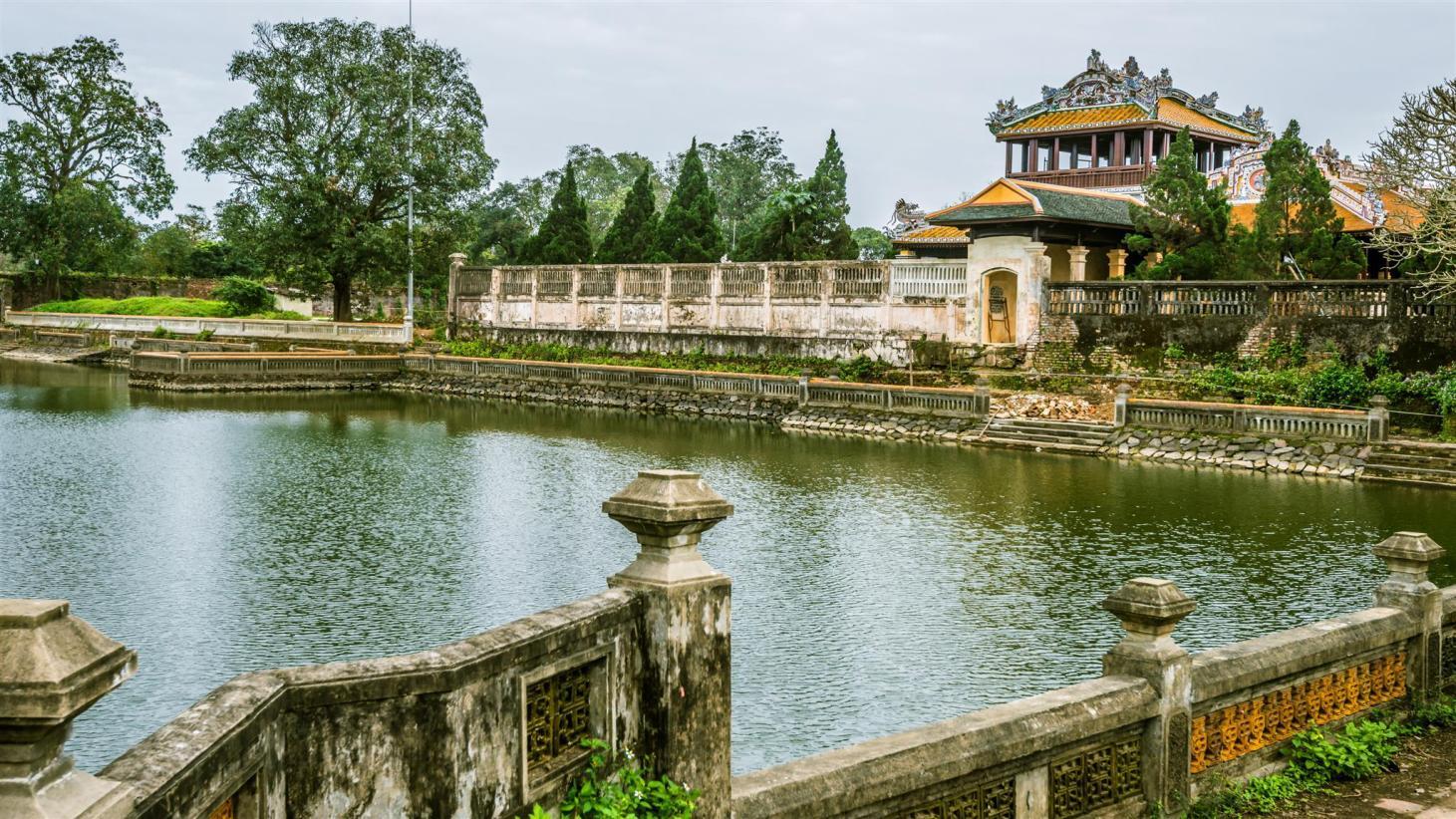 Où voyager au Vietnam hue