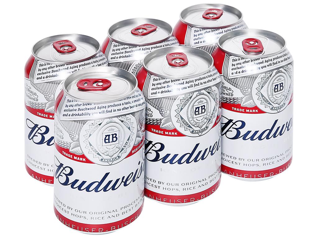 Prix d'une bière Budweiser au Vietnam