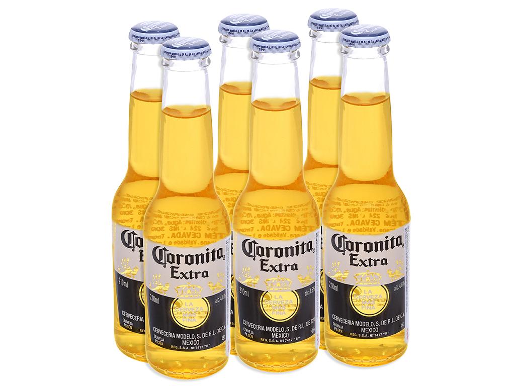 Prix d'une bière Corona au Vietnam