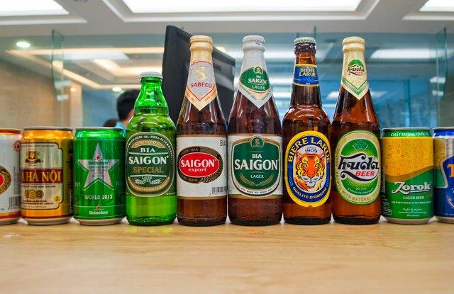 Prix d'une bière au vietnam