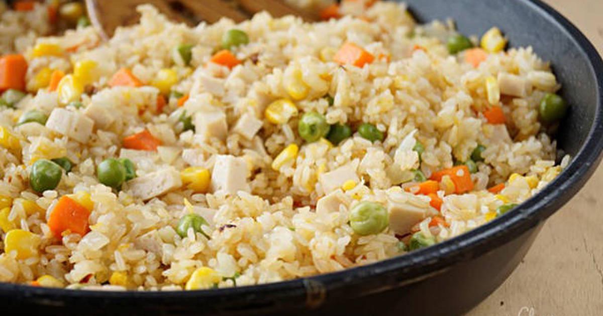 Riz cuisine vietnamienne