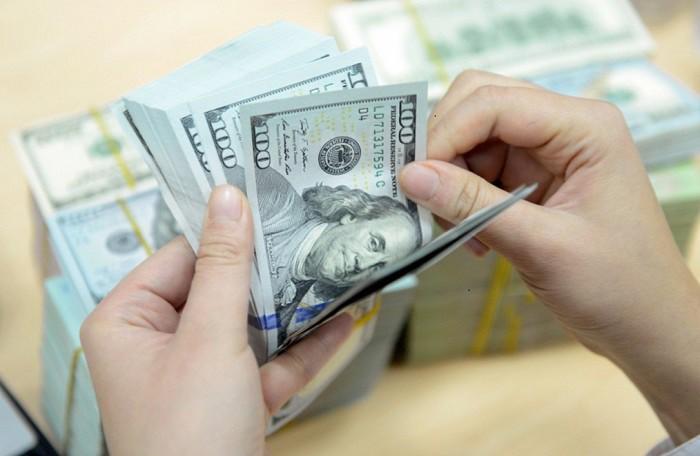 Taux de change de dollar américain en dong vietnamien