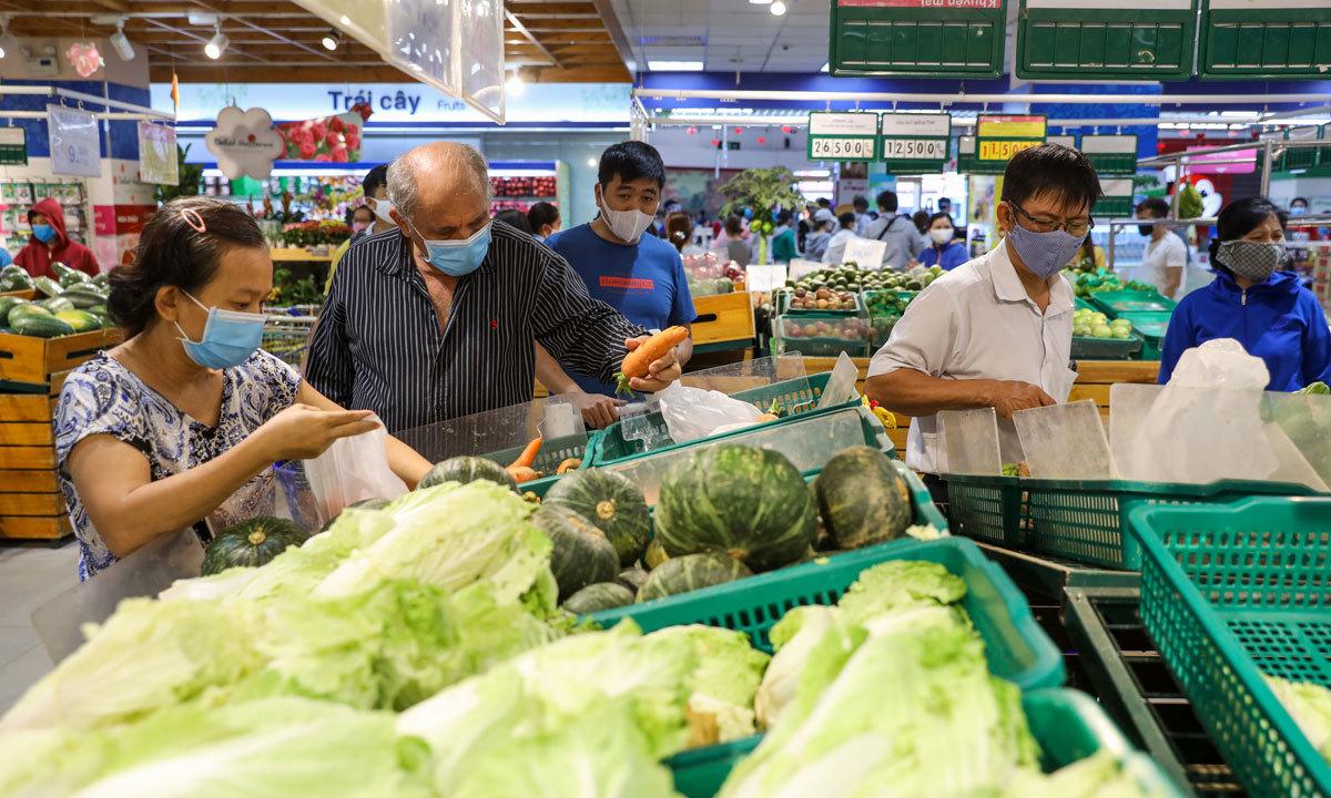 cout de la vie vietnam