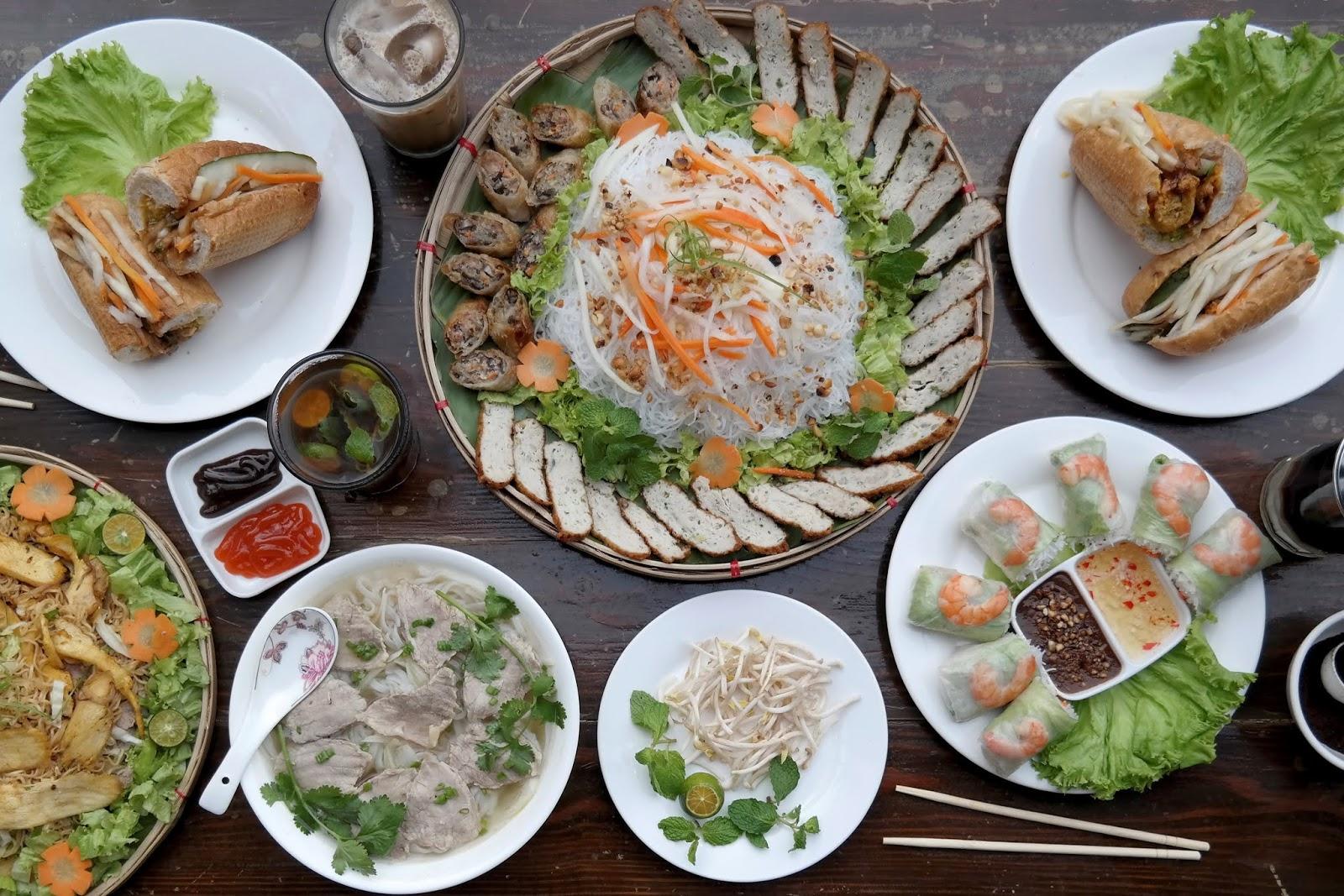 cuisine vietnamienne traditionnelle