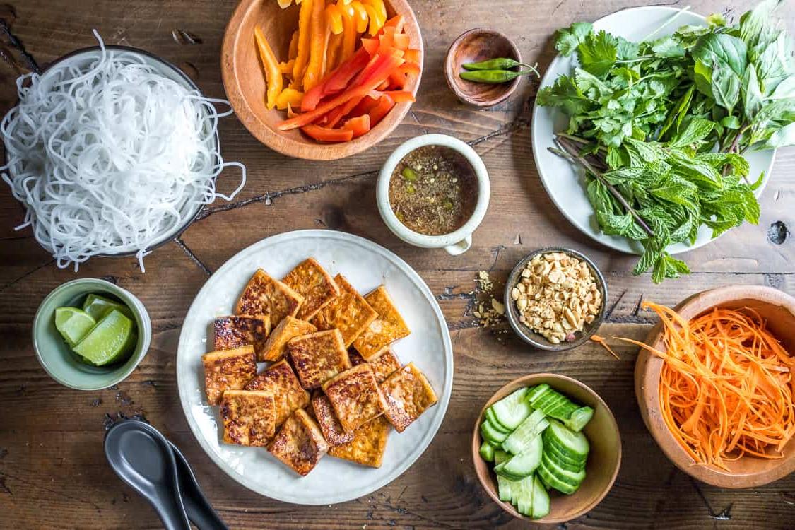 cuisine vietnamienne végétarienne