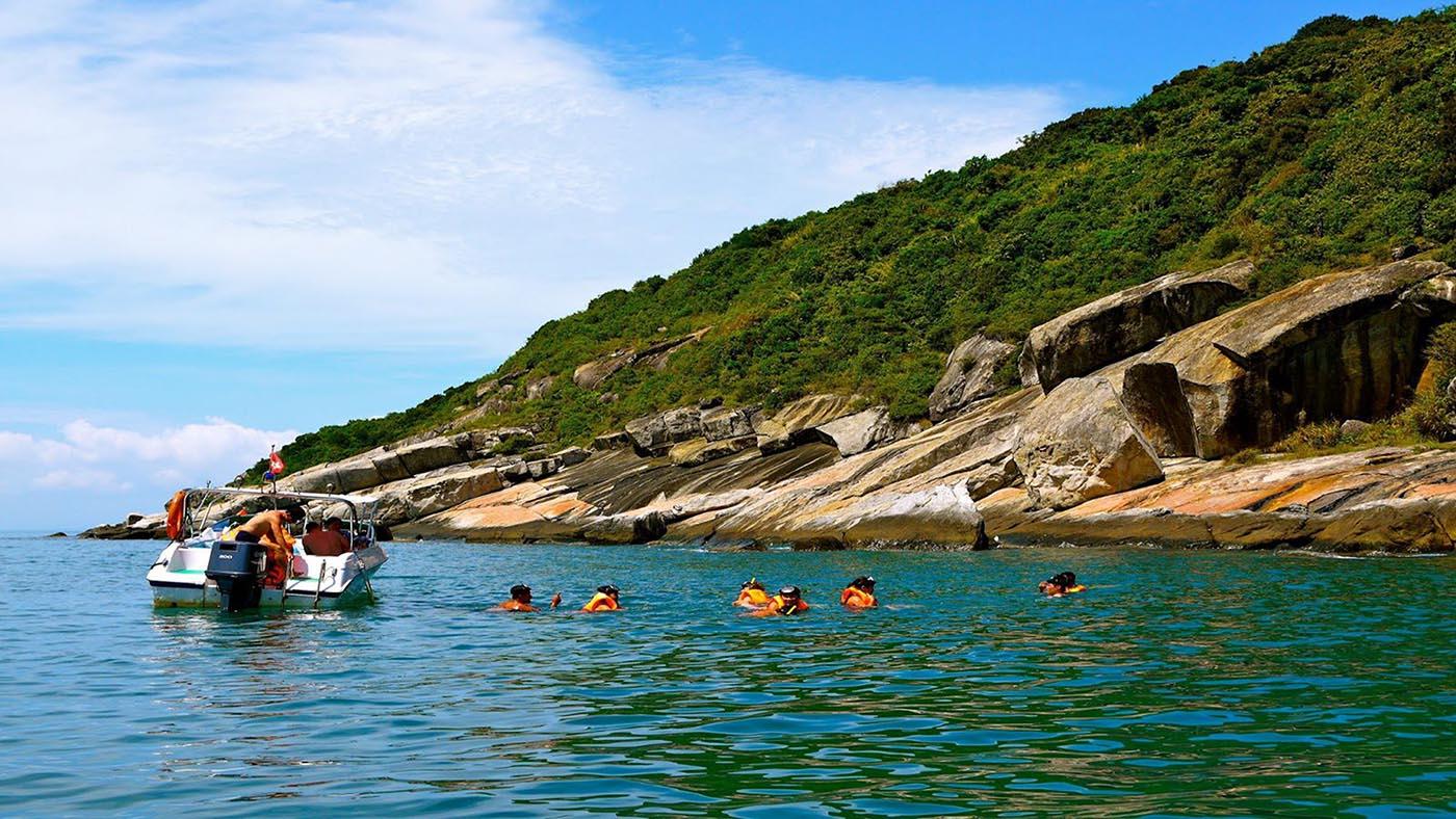 excursion de l'île Cu Lao Cham