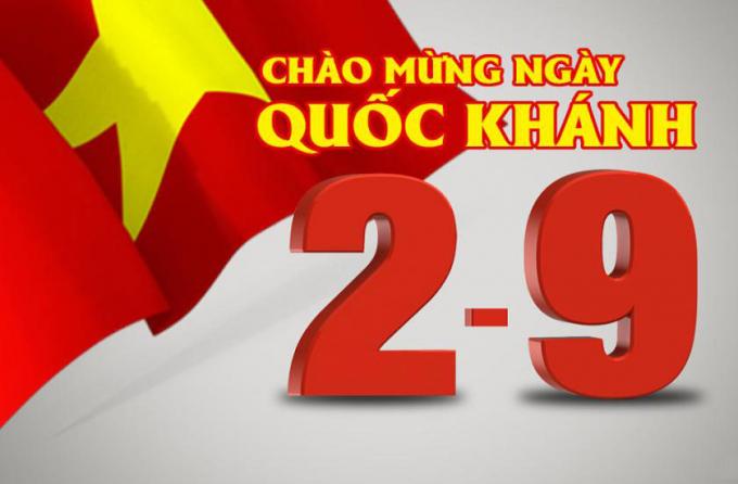 fête nationale Vietnam