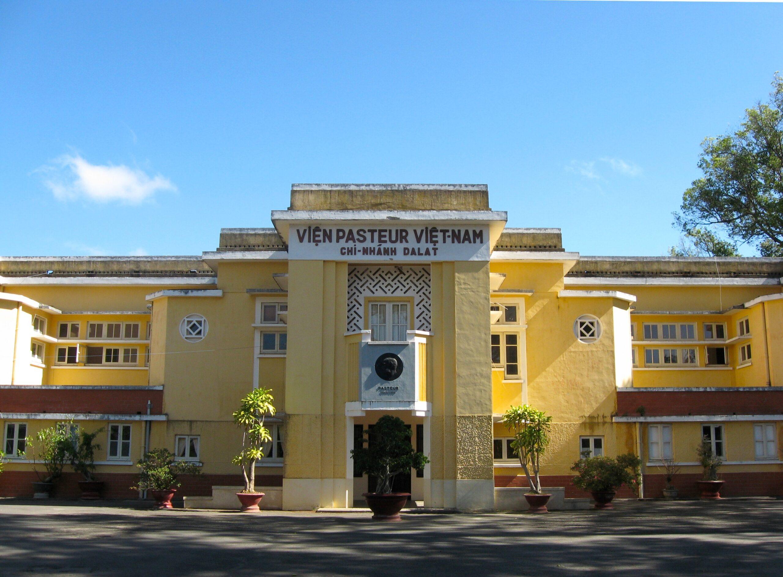institut pasteur vietnam