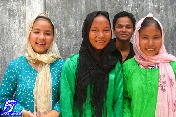 les cambodgiens du delta