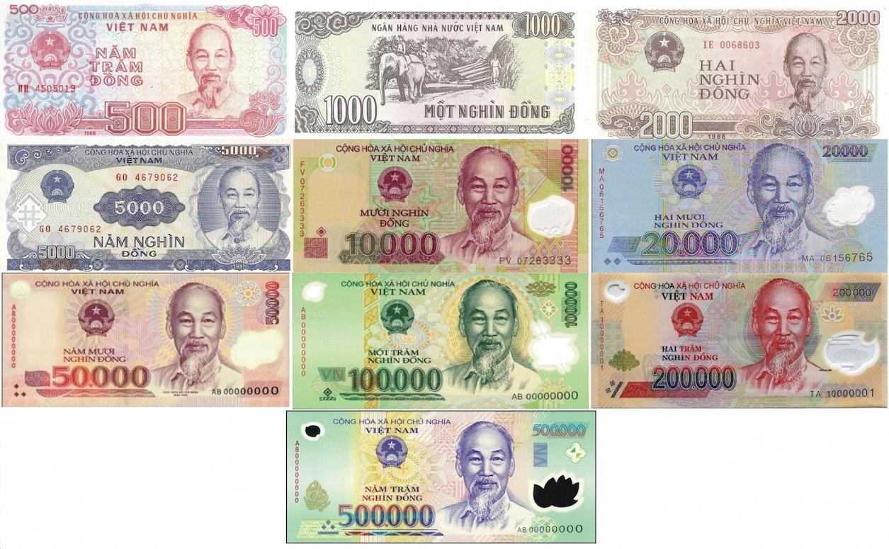 monnaie vietnamienne