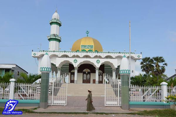 Visiter la mosquée Ehsan