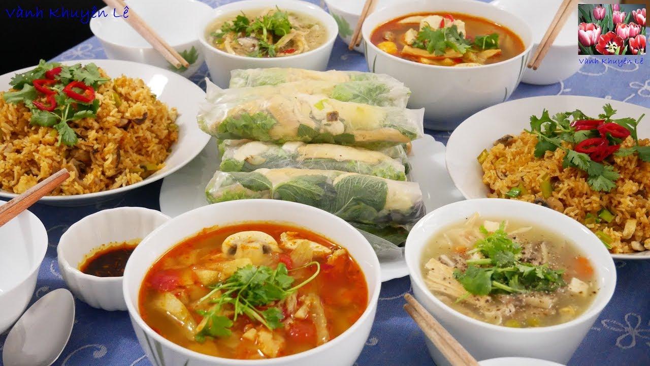 nourriture végétarienne vietnamienne