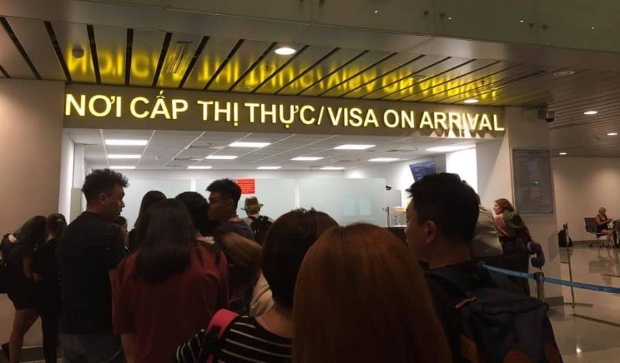 obtenir le visa Vietnam à l'arrivée dans l'aéroport de Da Nang