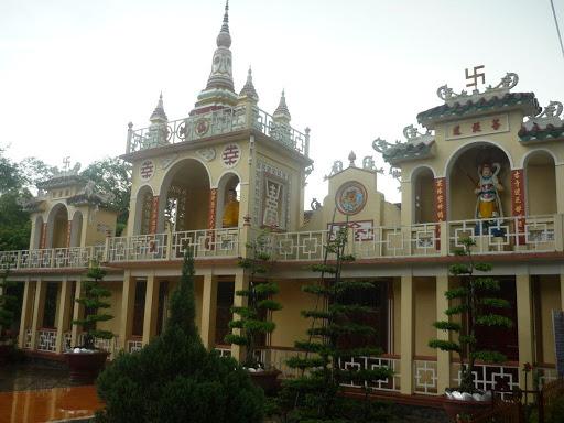 pagode Tien Chau Vinh Long
