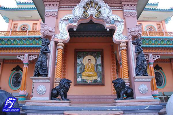 Visiter la pagode de Tay An