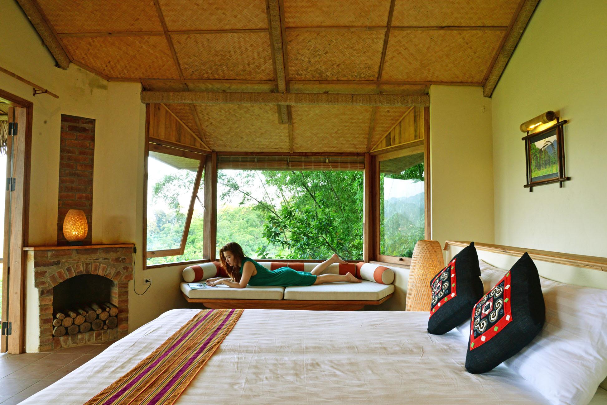 Catégorie de chambre d'hôtel Pu Luong retreat