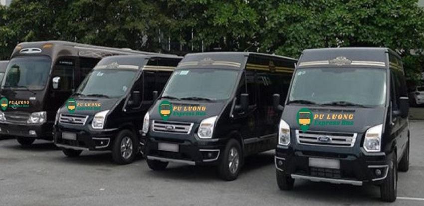 De Hanoi à Pu Luong en bus de haute qualité