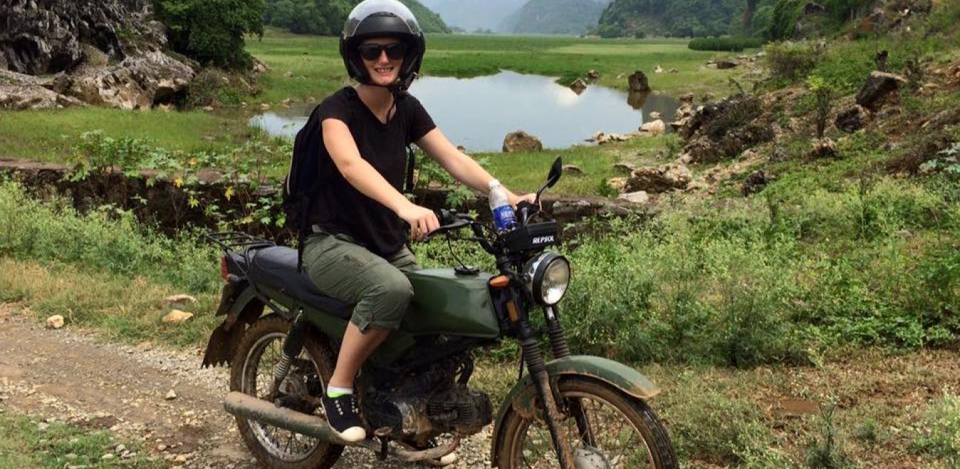 De Hanoi à Pu Luong en moto