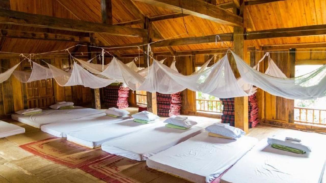 Dormir chez l'habitant dans une famille thaïe locale