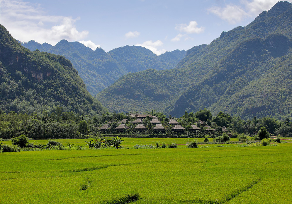 Météo Mai Chau - Meilleure période pour visiter Mai Chau