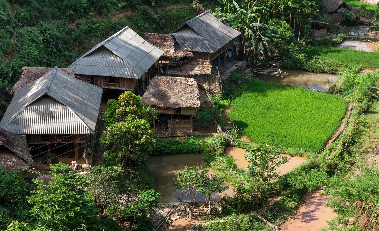 Village de Kho Muong